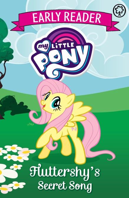 My Little Pony Early Reader: Fluttershy's Secret Song