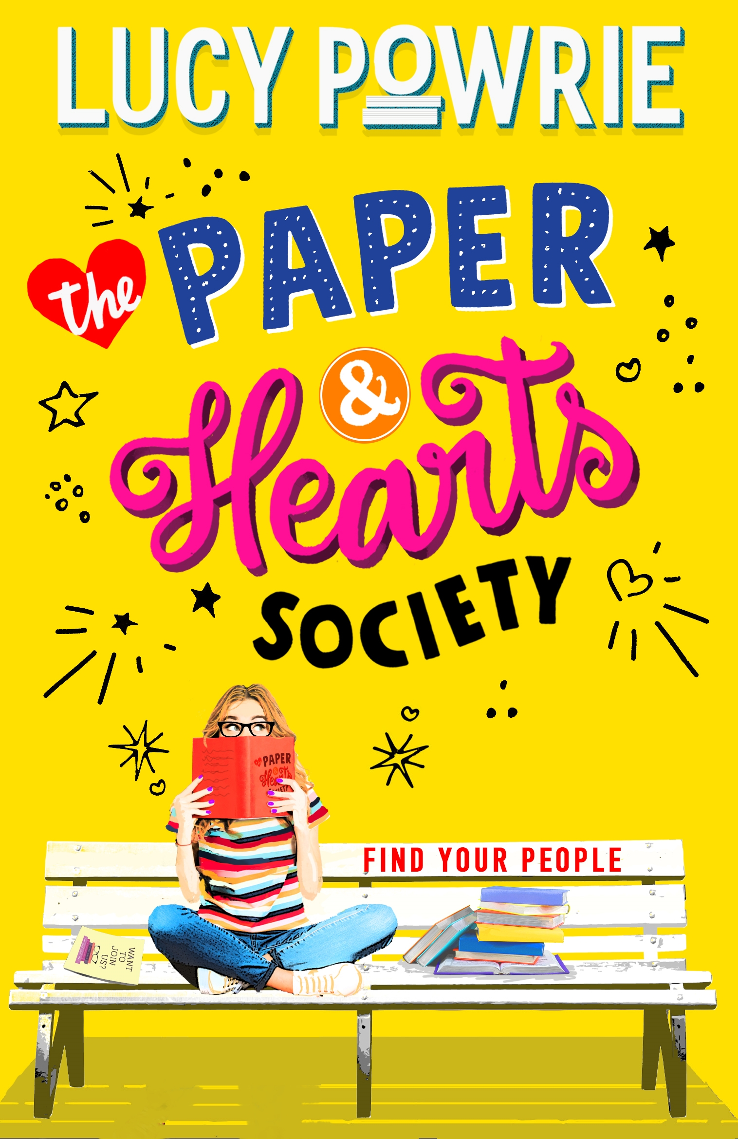 Image result for paper and hearts society