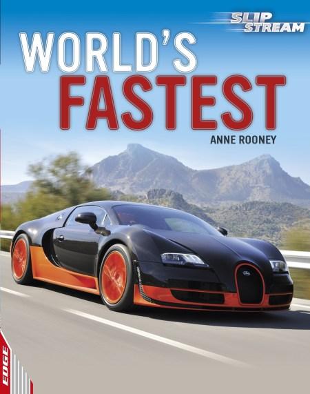 EDGE: Slipstream Non-Fiction Level 1: World's Fastest