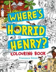 Horrid Henry's All Time Favourite Joke Book by Tony Ross